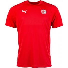 Puma LIGA TRAINING JSY SLAVIA - Men's sports T-shirt
