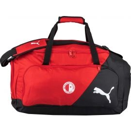 Puma LIGA MEDIUM BAG SLAVIA - Torba sportowa