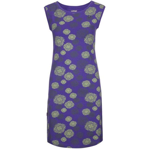 Loap ADENKA fialová Dámske šaty S LOAP