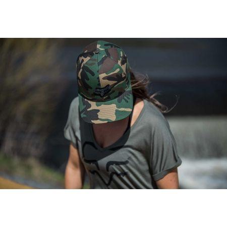 Pánska šiltovka - Fox LEGACY FLEXFIT HAT - 2