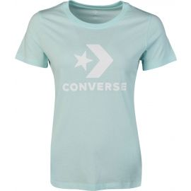 Converse STAR CHEVRON CORE SS TEE - Damen T-Shirt