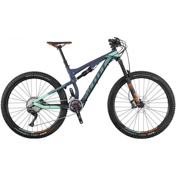 Scott CONTESSA GENIUS 710  S - Dámské celoodpružené trailové horské kolo