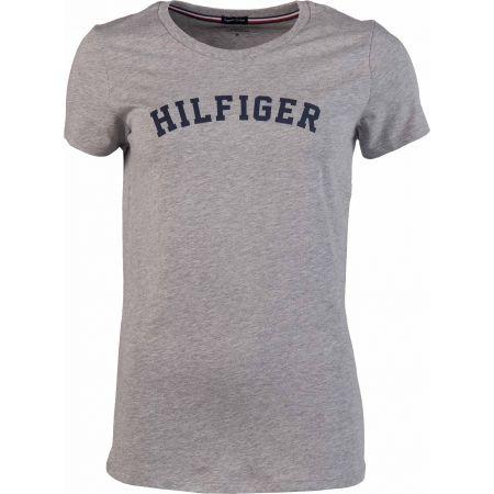 Dámské tričko - Tommy Hilfiger SS TEE PRINT - 1