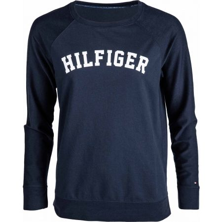 Tommy Hilfiger ICONIC LWK CN TRACK TOP LS - Women's T-shirt