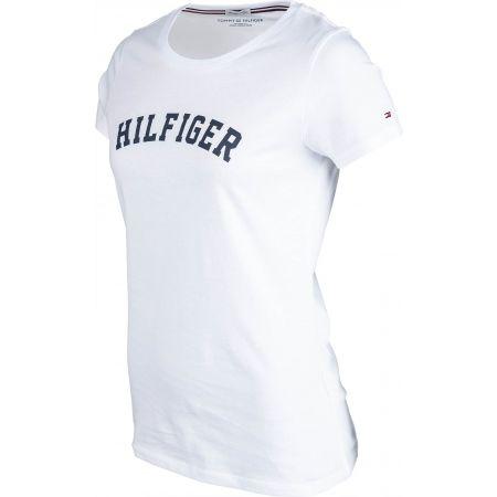 Dámske tričko - Tommy Hilfiger SS TEE PRINT - 2