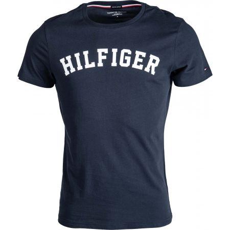 Tommy Hilfiger SS TEE LOGO - Herrenshirt