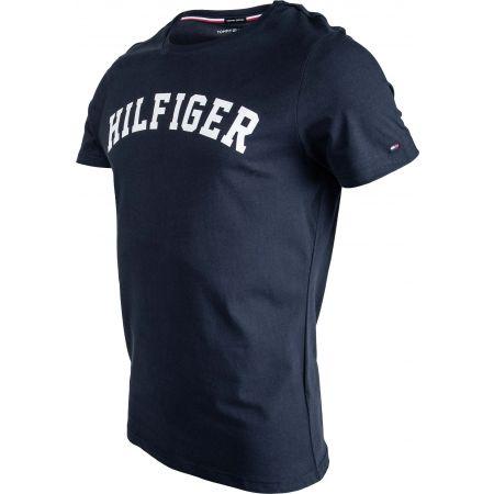 Pánské tričko - Tommy Hilfiger SS TEE LOGO - 2