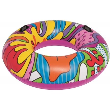 Inflatable swim ring - Bestway POP SWIM TUBE - 2