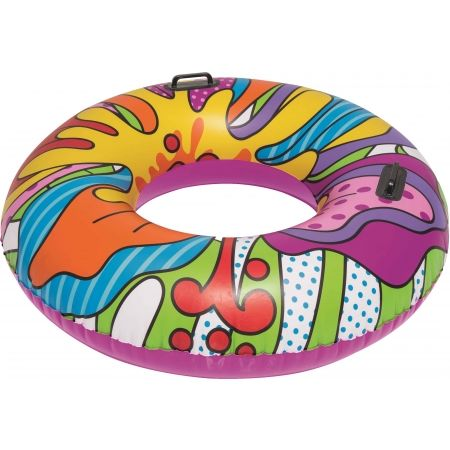 Inflatable swim ring - Bestway POP SWIM TUBE - 3