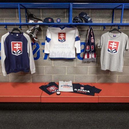 Juniorský hokejový dres - CCM JR HOKEJOVÝ DRES SLOVAKIA - 3