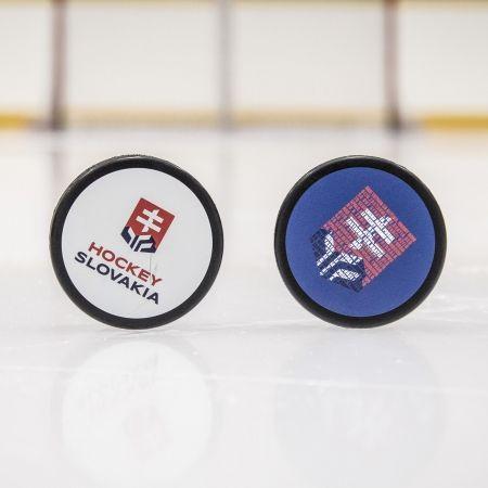 Hokejový puk - Střída HOKEJOVÝ PUK SVK - 3