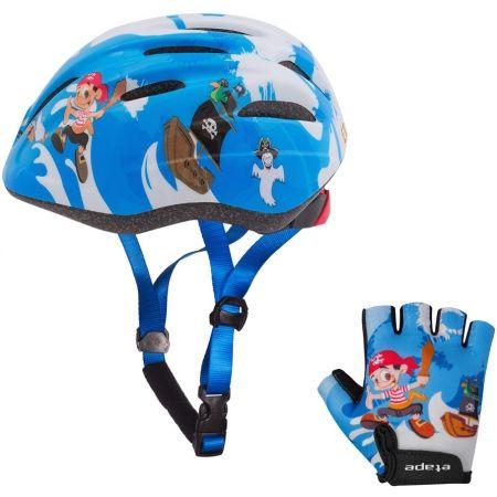 Dětská cyklistická helma - Etape REBEL - 4