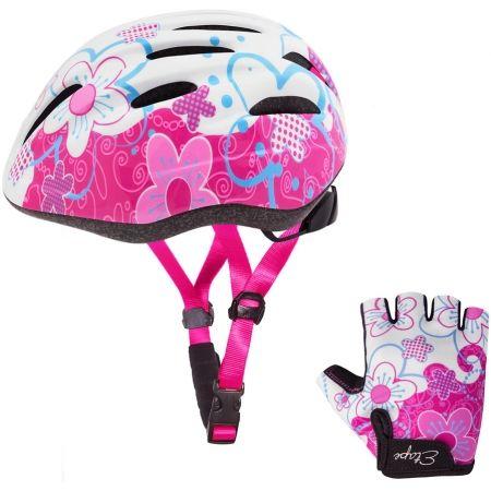 Detské cyklistické rukavice - Etape REX - 3