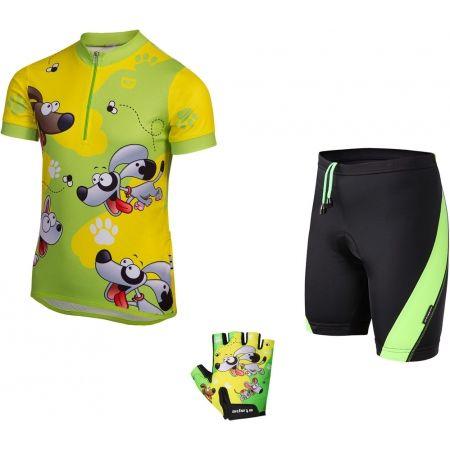 Pantaloni ciclism pentru copii - Etape PICCOLO - 6