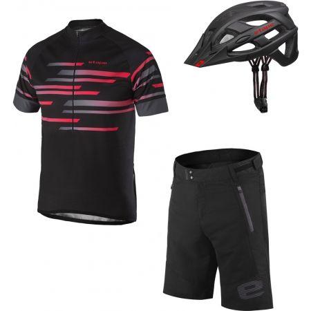 Men's cycling helmet - Etape ESCAPE - 4