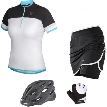 Rękawiczki rowerowe damskie - Etape RIVA - 3