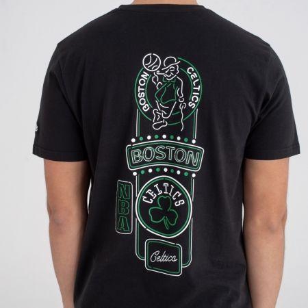 Pánské tričko - New Era NBA NEON LIGHTS BOSTON CELTICS - 3
