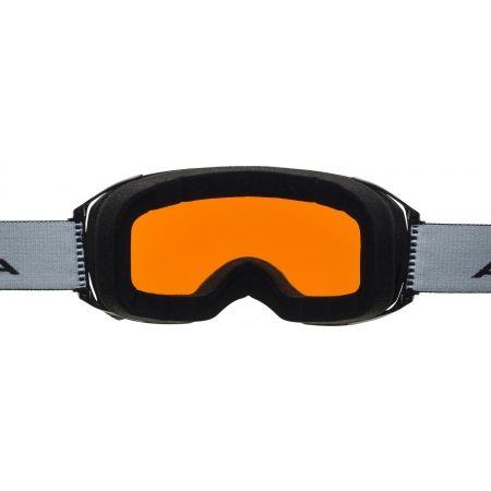 Gogle narciarskie unisex - Alpina Sports BIG HORN HM - 2