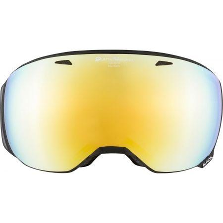 Alpina Sports BIG HORN QVM - Gogle narciarskie unisex