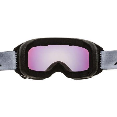Gogle narciarskie unisex - Alpina Sports BIG HORN QVM - 2