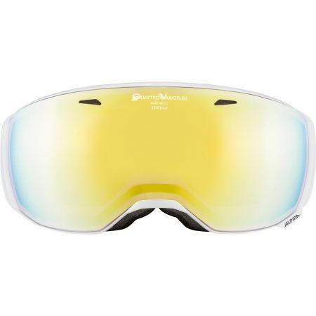 Alpina Sports ESTETICA QVM - Gogle narciarskie unisex
