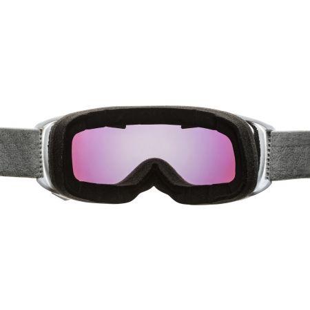 Unisex lyžiarske okuliare - Alpina Sports ESTETICA QVM - 2