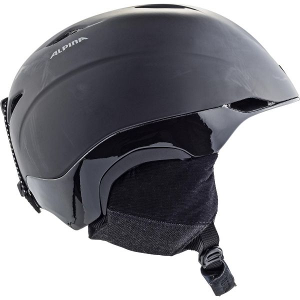 Alpina Sports PARSENA fekete (58 - 61) - Uniszex sísisak