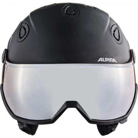 Unisex lyžiarska prilba - Alpina Sports GRAP VISOR 2.0 HM - 2