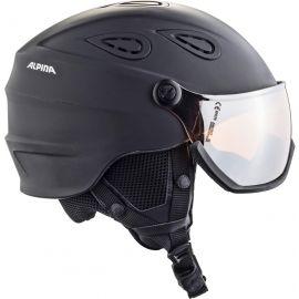 Alpina Sports GRAP VISOR 2.0 HM - Unisex lyžiarska prilba
