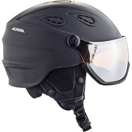Alpina Sports GRAP VISOR 2.0 HM - Cască de schi unisex