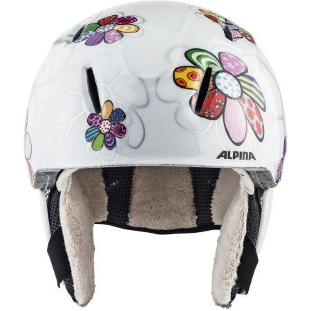 Dětská lyžařská helma - Alpina Sports CARAT LX - 2