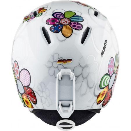 Dětská lyžařská helma - Alpina Sports CARAT LX - 3