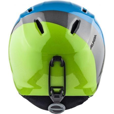 Detská lyžiarska prilba - Alpina Sports CARAT LX - 3