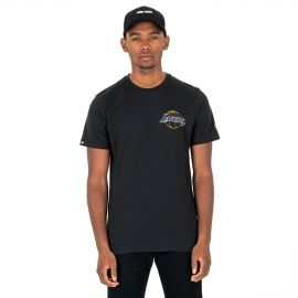 New Era NBA NEON LIGHTS LOS ANGELES LAKERS - Pánske tričko