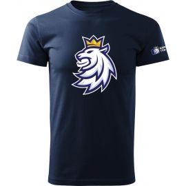 Střída LOGO LEV CIHT - Мъжка тениска