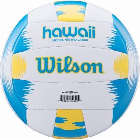 Топка за плажен волейбол - Wilson AVP HAWAII VB BLYE - 2
