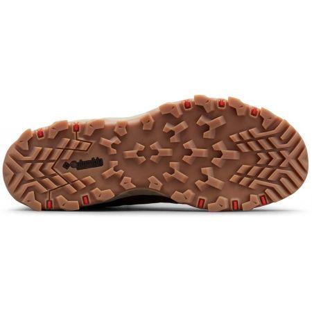 Pánské outdoorové boty - Columbia PEAKFREAK X2 MID OUTDRY - 8