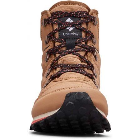 Dámska zimná obuv - Columbia WHEATLEIGH SHORTY - 8