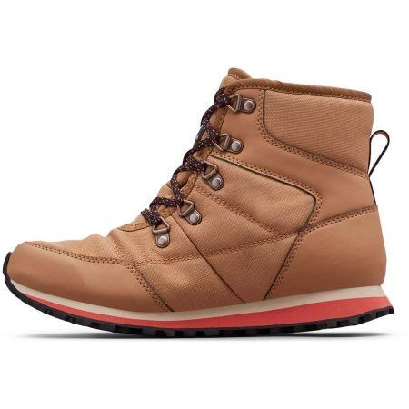 Dámska zimná obuv - Columbia WHEATLEIGH SHORTY - 4