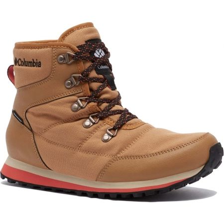 Dámska zimná obuv - Columbia WHEATLEIGH SHORTY - 2