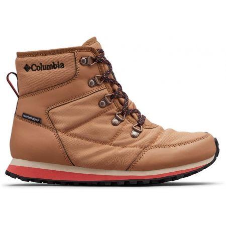Dámska zimná obuv - Columbia WHEATLEIGH SHORTY - 3