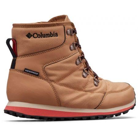 Dámska zimná obuv - Columbia WHEATLEIGH SHORTY - 6