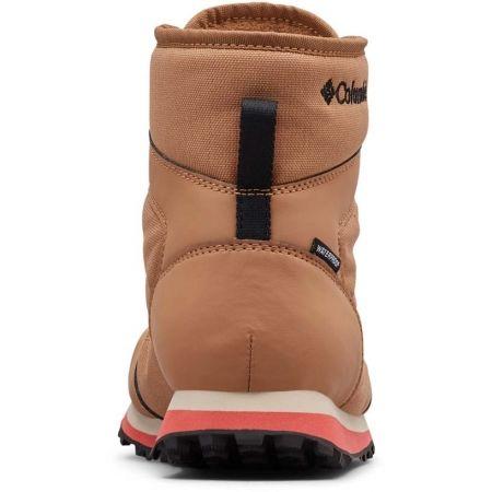 Dámska zimná obuv - Columbia WHEATLEIGH SHORTY - 9