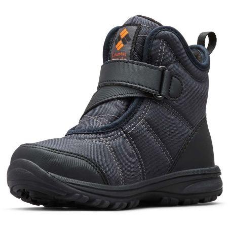 Dětská zimní obuv - Columbia YOUTH FAIRBANKS - 4