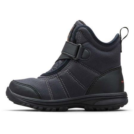 Dětská zimní obuv - Columbia YOUTH FAIRBANKS - 3