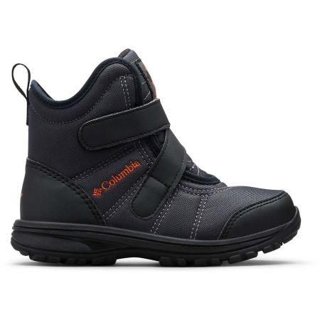 Dětská zimní obuv - Columbia YOUTH FAIRBANKS - 2