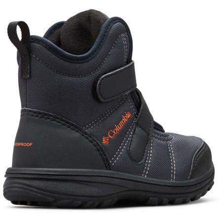 Dětská zimní obuv - Columbia YOUTH FAIRBANKS - 5