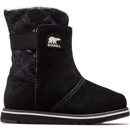 Sorel YOUTH RYLEE  CAMO - Detská zimná obuv