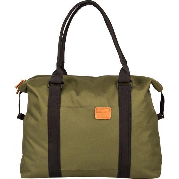 Willard AKIRA zelená NS - Dámská taška přes rameno