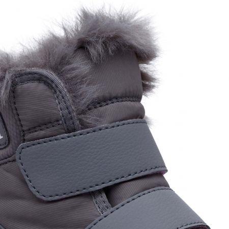 Dívčí zimní boty - Sorel CHILDRENS WHITNEY VELCRO - 6